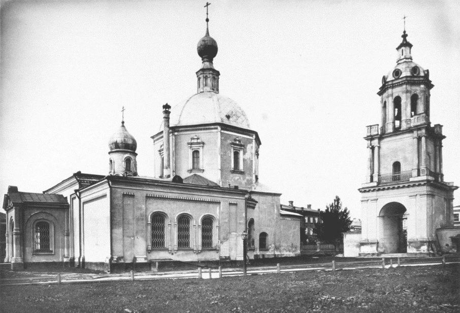 Церковь Благовещения на Тверской