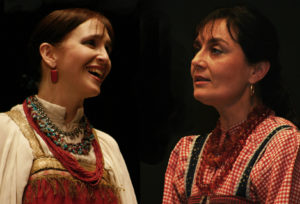 Мария Нефёдова и Ольга Юкечева