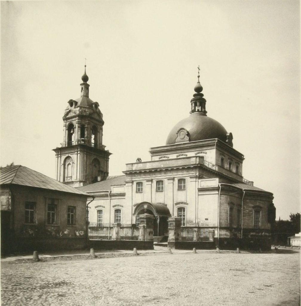 Церковь Космы и Дамиана (нового)