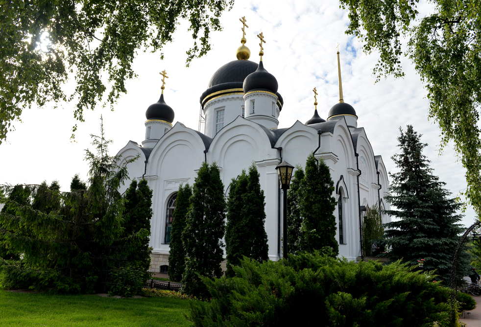 свято-тихоновский монастырь