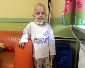 Вылечить Матвея от рака