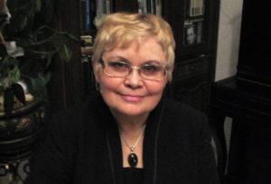 Светлана Шестракова