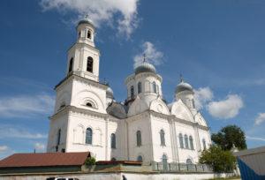 Вознесенский храм — Касли (Челябинская область)