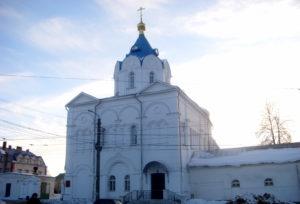 Введенский женский монастырь Орел