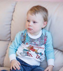 Чтобы Максим преодолел аутизм