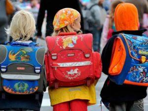 Чтобы дети смогли пойти в школу