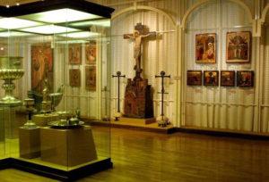 Государственный музей истории религии. Места и люди (02.09.2017)