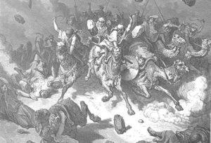 Битва с Сигоном Аморрейским