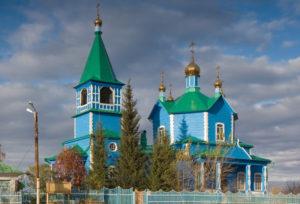 Свято-Казанский Чимеевский мужской монастырь (Курганская область)
