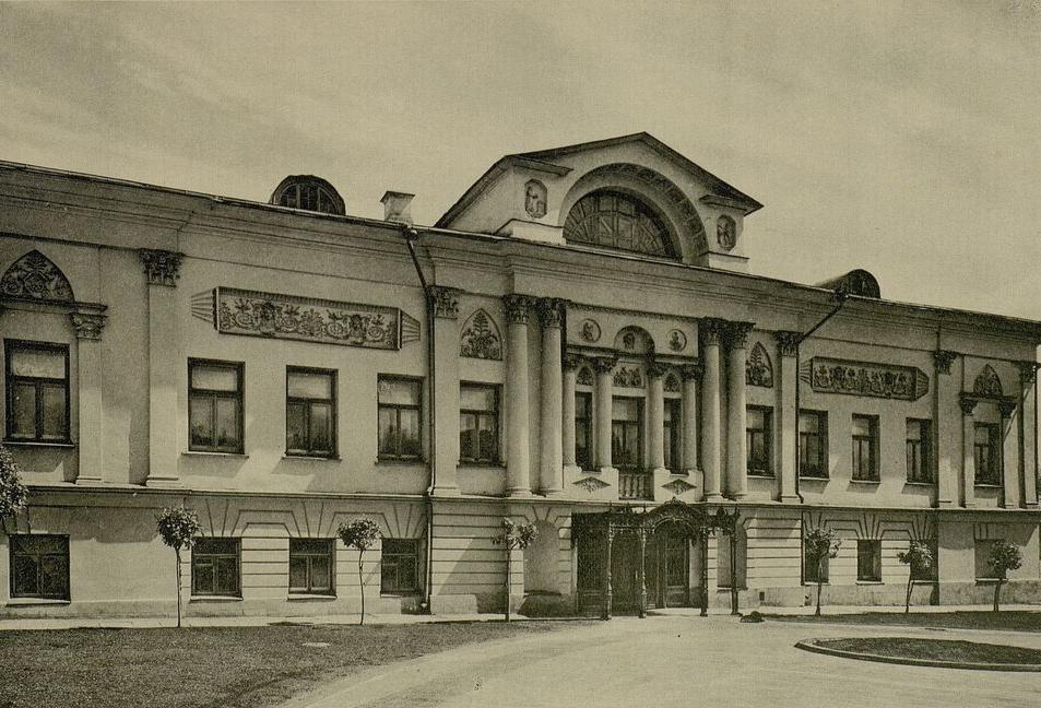 Дом М. В. Сокол