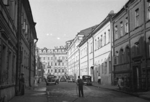 Георгиевский переулок