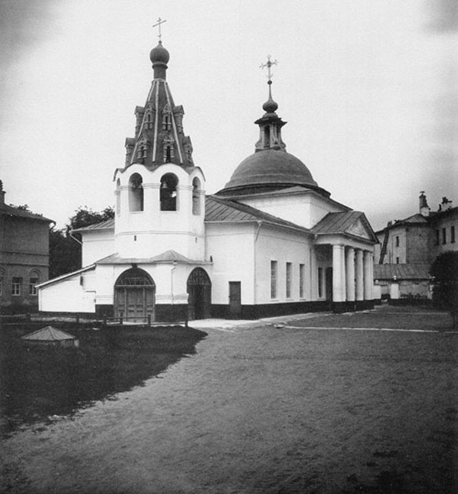 Храм Иконы Ржевской Божией матери