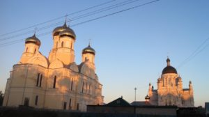 Отопление в Казанский монастырь