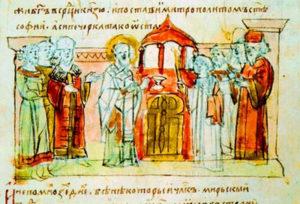 Митрополит Иларион Киевский