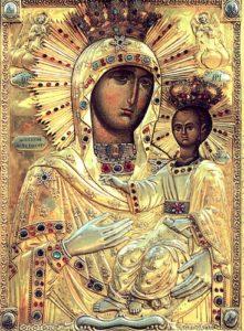 Нямецкий образ Божией Матери