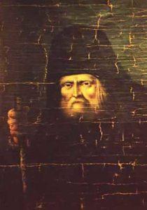 Серафим Саровский прижизненный портрет