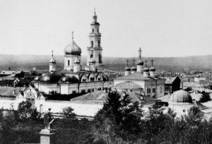 Собор Спасского монастыря вСимбирске