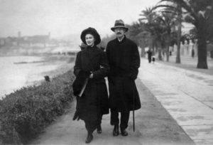 Священник Сергий и Мария Мансуровы