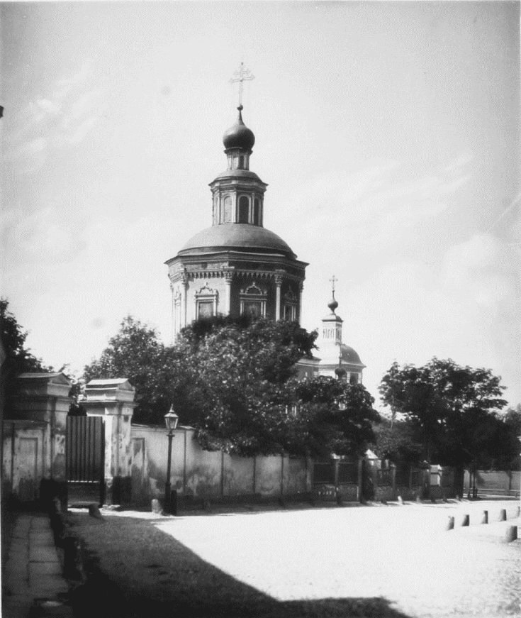 Церковь Живоначальной Троицы, что в Хохловке