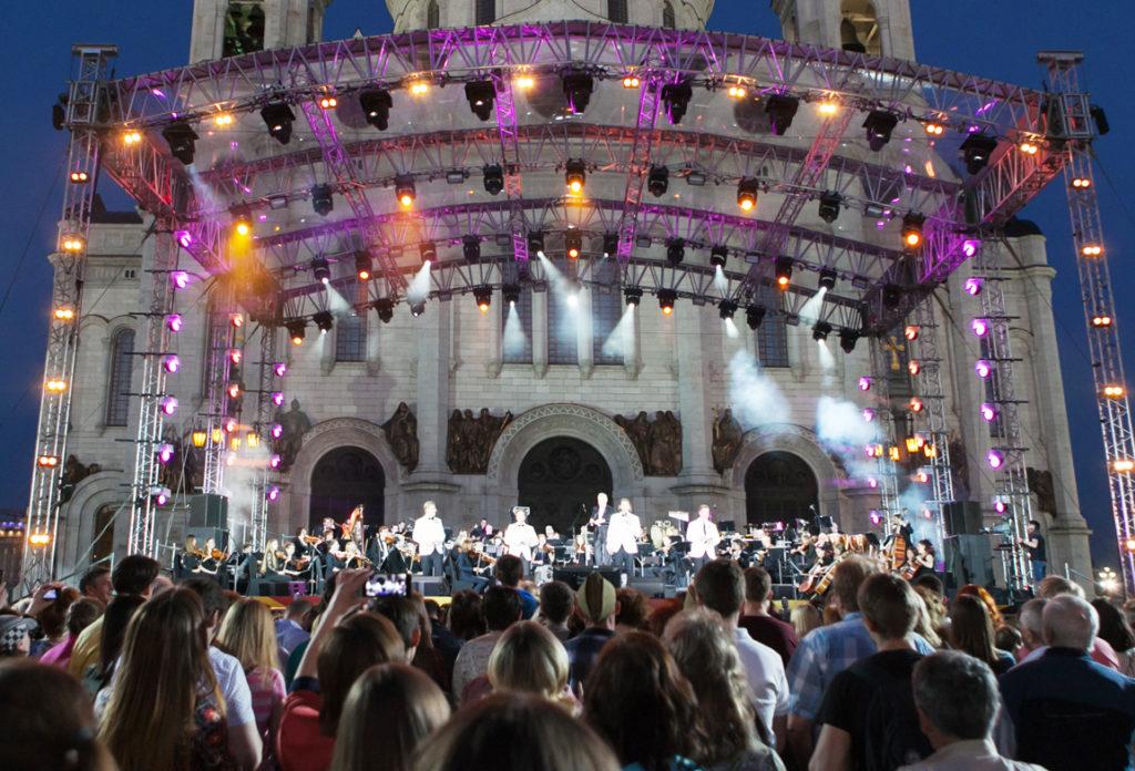 праздничный концерт кватро