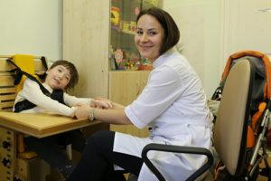 Реабилитация для детей с тяжёлыми заболеваниями нервной системы