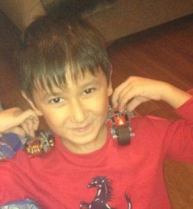 Лучевая и химиотерапия для восьмилетнего Шухрата