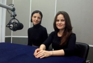 «Профориентирование для детей из детских домов». Светлый вечер с Анной Чупраковой и Анной Малярчук (02.10.2017)