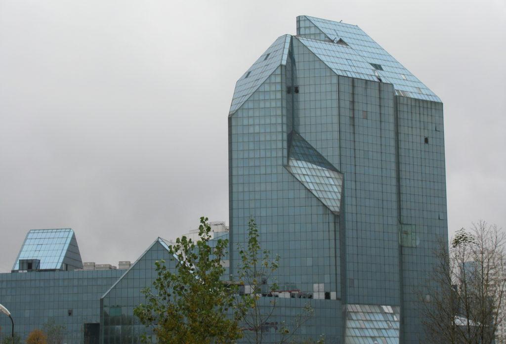 Деловой центр Зенит в «Москве»
