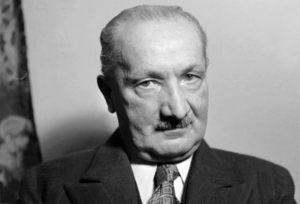 «Мартин Хайдеггер и споры о Боге в ХХ веке». Философские ночи (14.10.2017)