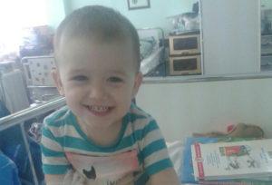 Химиотерапия для маленького Назара