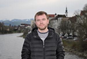 Михаил Коломоец