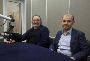 «Кино и театр». Светлый вечер с Германом Сидаковым и Александром Ковтунцом (11.10.2017)