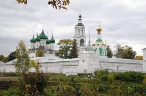 Введенский Толгский монастырь