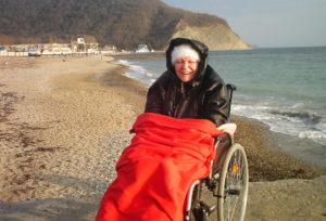 Реабилитация после инсульта для Лилии Голяковой