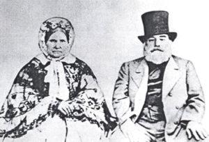 Сидор и Татьяна Щёголевы