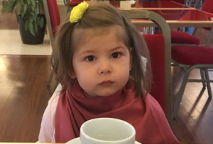 Реабилитация для трёхлетней Вики Шмелёвой