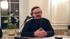 «Православие на Ближнем Востоке». Светлый вечер с игум. Арсением (Соколовым) (24.11.2017)
