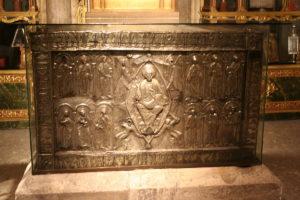 Плат Иисуса Христа — великая святыня испанского города Овьедо