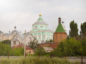 Алексеево-Акатов женский монастырь (Воронеж)