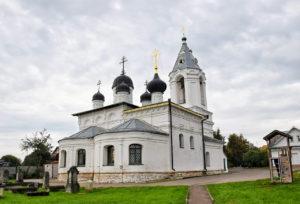 Церковь Воскресения Словущего и Серафимо-Знаменский скит (Битягово)