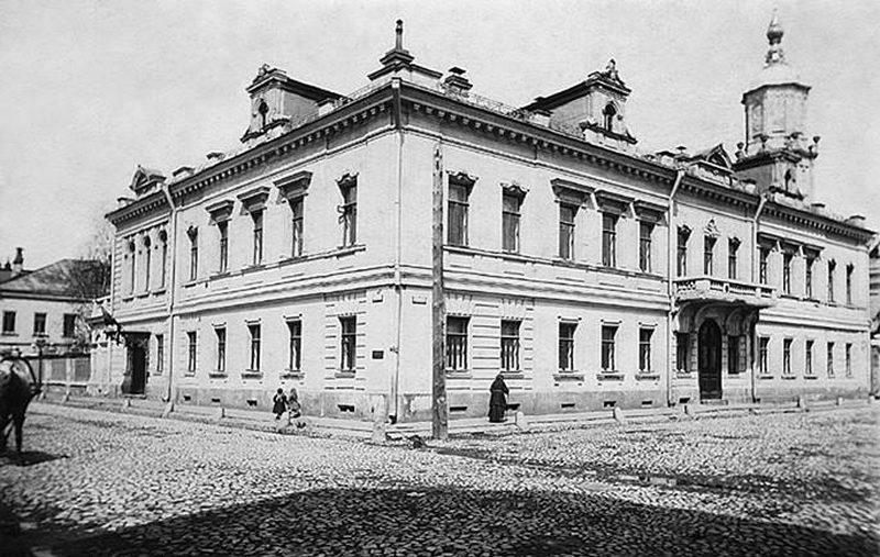 Дом Шухова-Бари