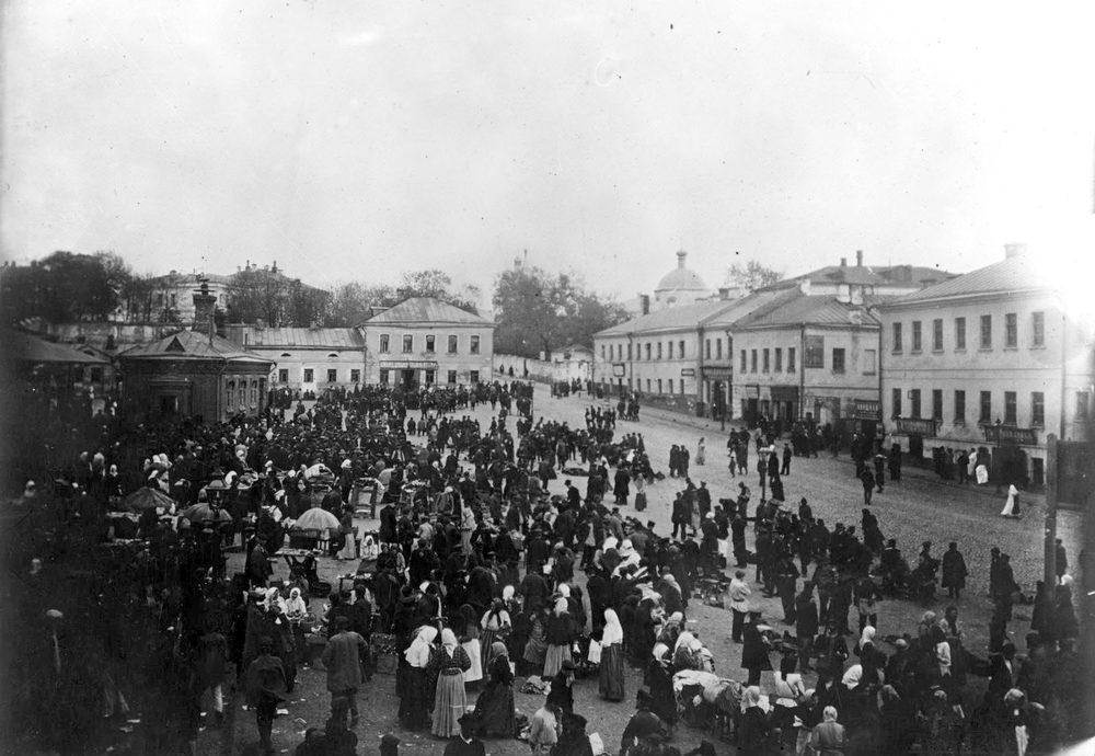 Хитровская площадь