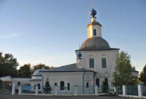 Космодемьянская церковь (Галич)
