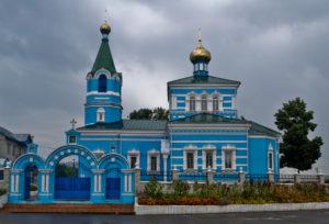 Иоанно Кормянский монастырь (Беларусь)