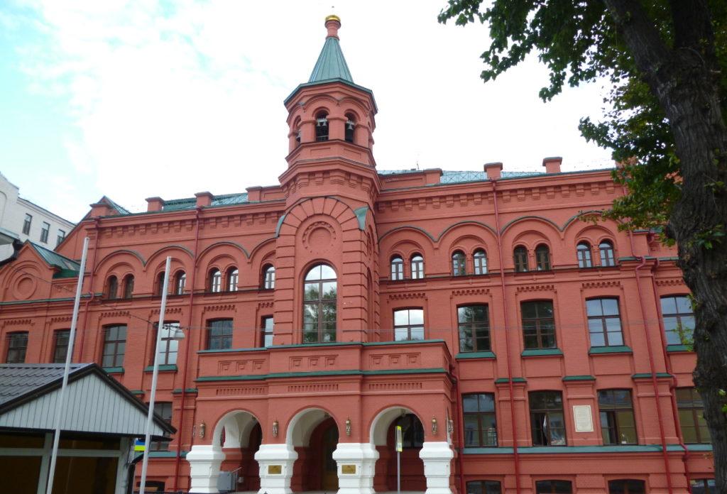 Соборная палата епархиального дома