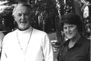 Протоиерей Александр и матушка Ульяна Шмеман