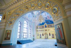 Церковь святого равноапостольного князя Владимира при Московском епархиальном доме