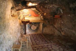 Пещера Иоанна Крестителя