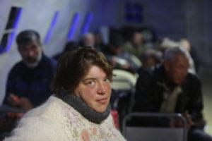 «Ангар спасения»: теплая зима для бездомных людей