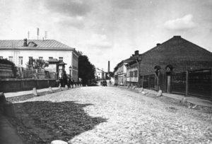 Большой Саввинский переулок